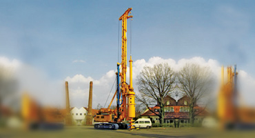 Hydraulic Auger Boring Machine - BG 25
