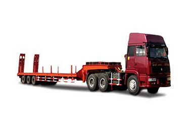 Low Bed Trailer -100T